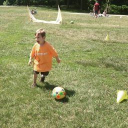 Stages of Children's Soccer