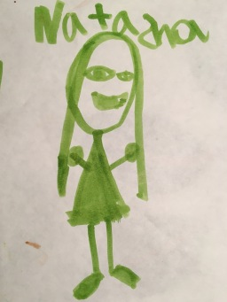 Me, as Described by Child (Specifically, Mine) Authors